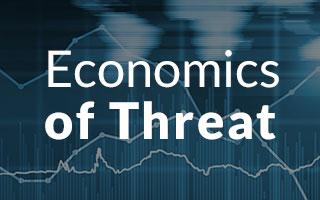 Economics of threat